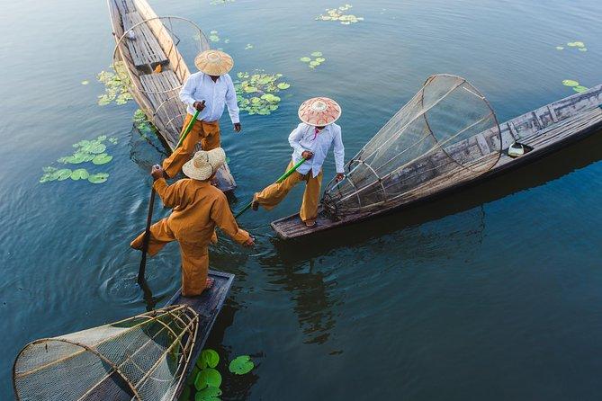 Lago Inle - Visita turística de un día a Indein