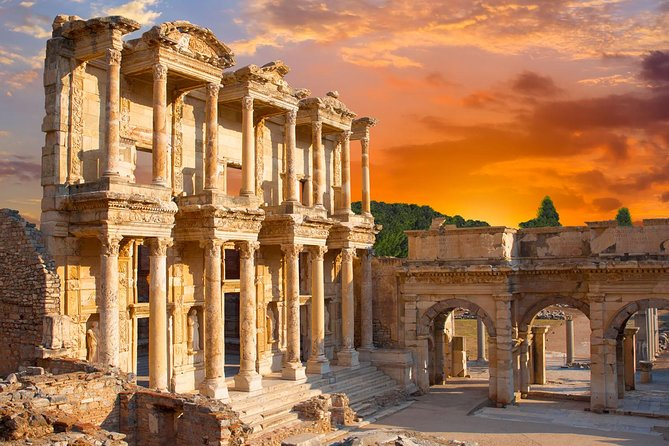 Private Half-Day Shore Excursion from Kusadasi: Ephesus, Temple of Artemis, and Sirince
