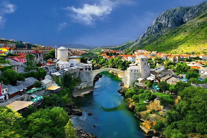 Mostar and Kravice Waterfalls Small-Group with Turkish House Included photo 2