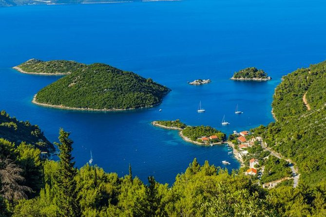 National Park Mljet Full Day Boat Trip from Dubrovnik