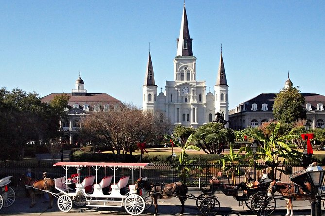 Private French Quarter Walking and City Surrounding Neighborhoods Driving Tour photo 1