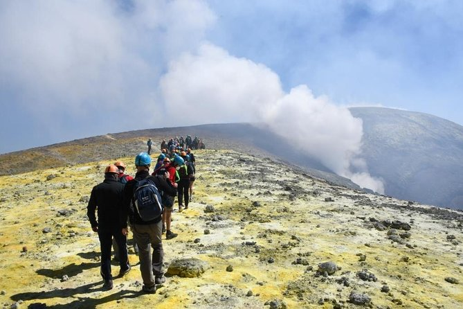 Etna Summit Excursion