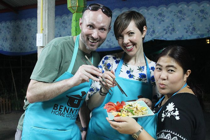 Private Dinner Cooking Class with Benny in Chiang Mai photo 1