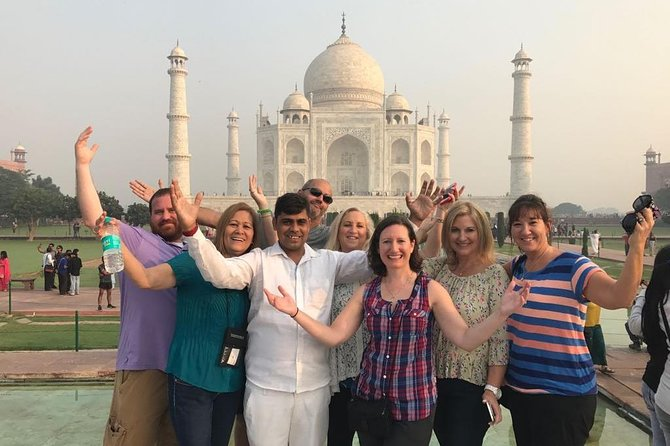 Taj Mahal Tour from Agra 01 night 2 days without Hotel photo 1