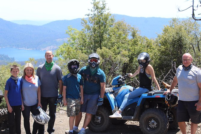Yosemite Guided ATV Tour