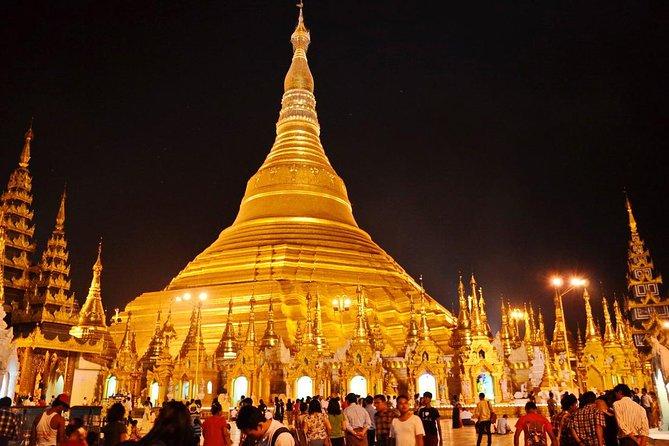 Tour Privado de Mianmar de 8 Noites com Voos de Yangon