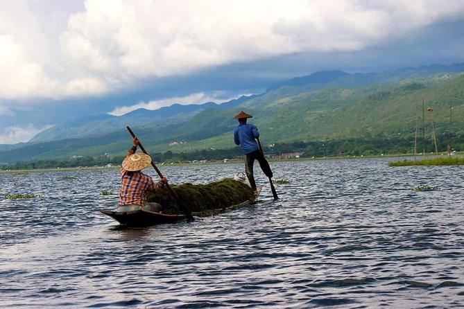 Tour de 5 dias em Bagan e Inle Lake saindo de Yangon