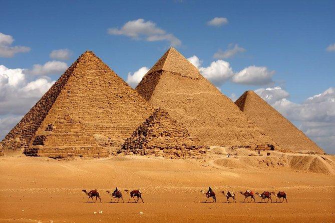 Landausflug: Tagestour in kleiner Gruppe nach Kairo von Alexandria