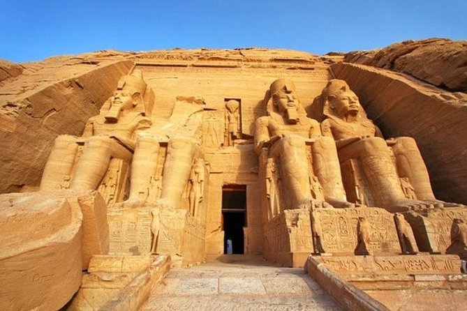 Luxury Nile Cruise - Luxor and Aswan From Cairo 4 Days