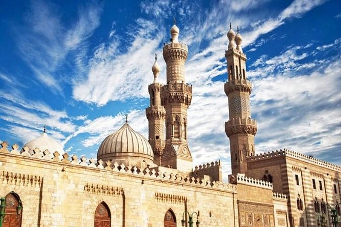 Visit Khan el Khalily Bazar Old Cairo and The Egyptian Museum