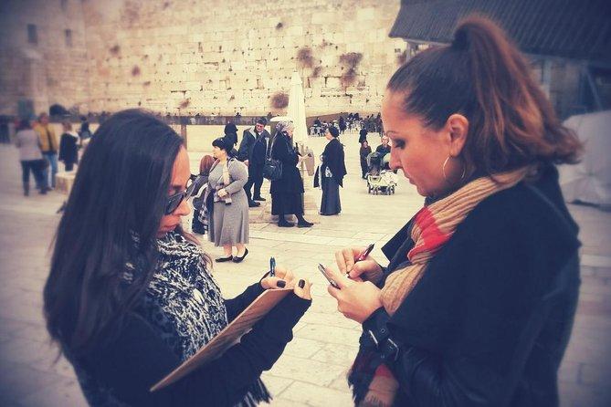 Jerusalem private tour