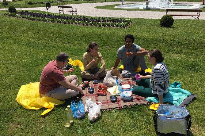 Zagreb Park and Picnic Bike Tour