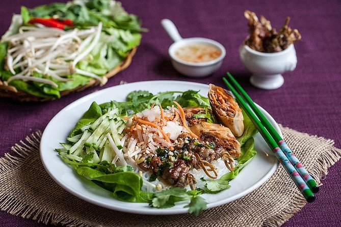 Local Food Tour by Scooter in Ho Chi Minh city