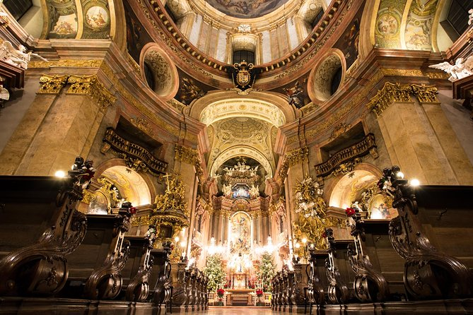 Christmas and New Year Concert at St. Peter's Church in Vienna