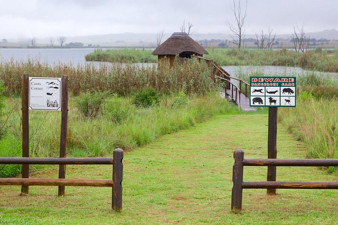 Rietvlei Nature Reserve half-day tour from Johannesburg, every TUESDAY