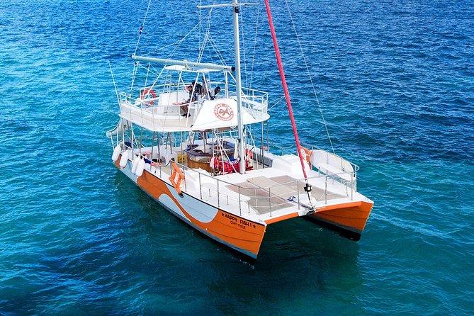 Punta Cana Small Group Sailing and Snorkeling Catamaran Trip