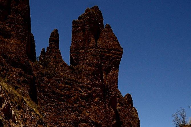 Private Palca Canyon Tour from La Paz with optional stop at Valle de las Animas