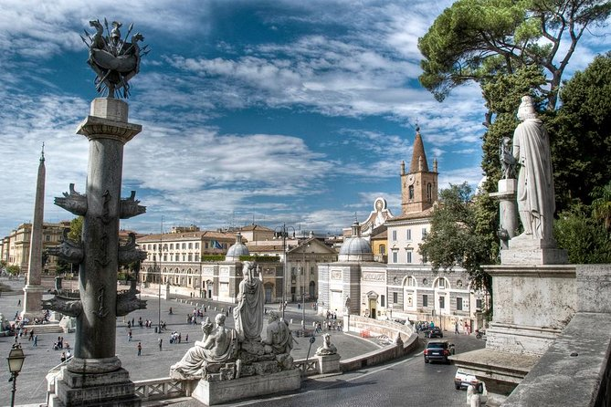 Rome Private City Walking Tour with Hotel Pick up and Drop off