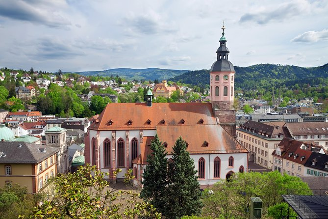 Germany Baden-Baden & Black Forest Private Day Trip from Strasbourg