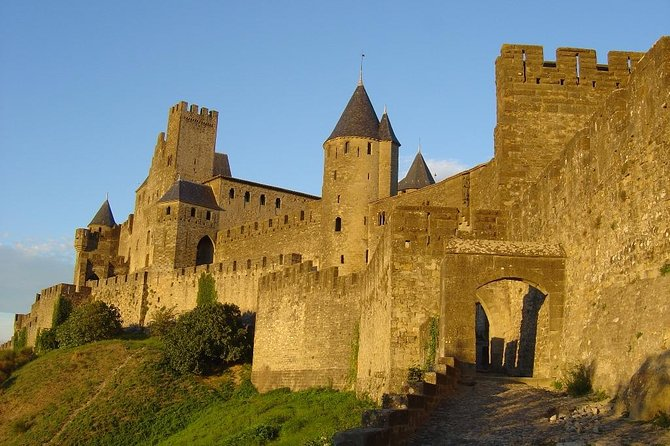Carcassonne Half DayTour from Toulouse