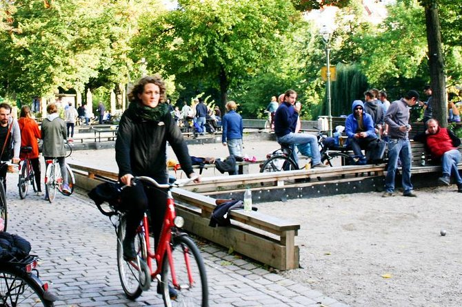 Private 3-stündige alternative Fahrradtour durch Berlin