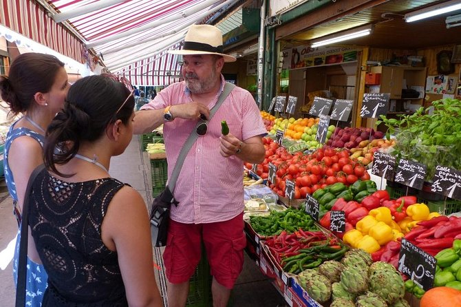 Small-Group Naschmarkt Food Walking Tour in Vienna