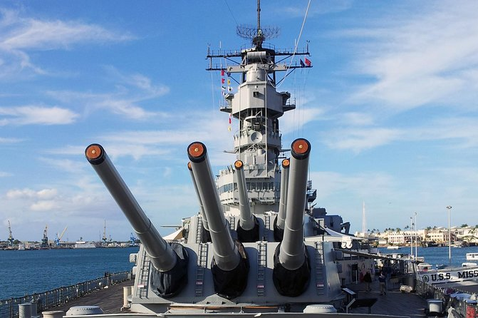 Big Island Day Trip: Oahu and Pearl Harbor Full-Day Tour