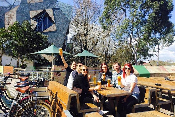 Melbourne Craft Beer Bike Tour