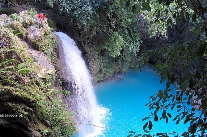 Cebu Canyoneering Activities + Kawasan Falls photo 1