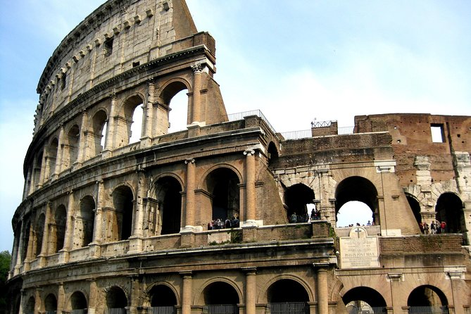 Private Tour: Ancient Rome by Car