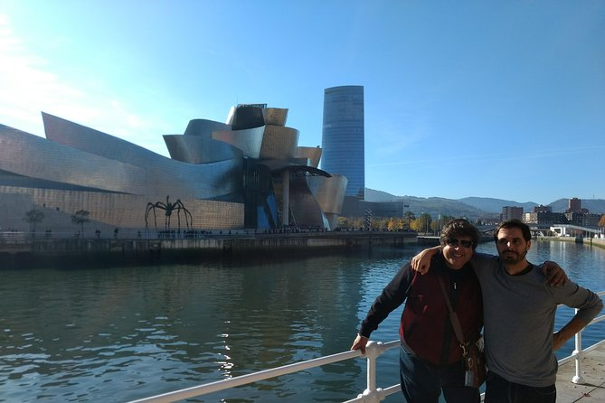 Bilbao Guggenheim & Gourmet Pintxos Tour