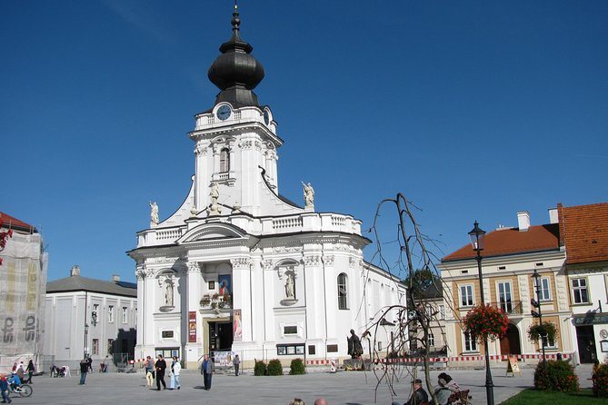 John Paul II Heritage Tour from Krakow