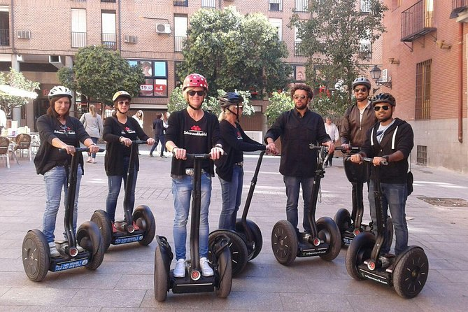 Madrid Highlights: Guided Segway Sightseeing Tour