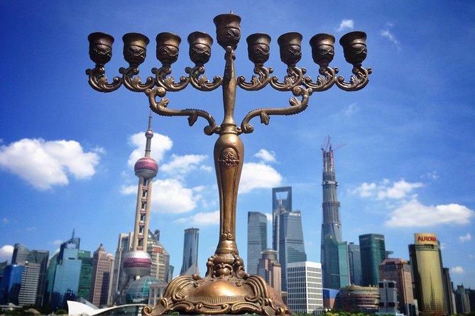 Tour de Shanghai judaico liderado por um especialista em história judaica