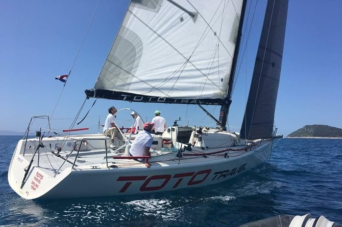 Half-Day Small-Group Sailing Adventure from Split