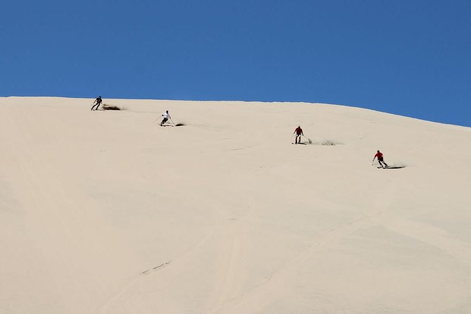 Half-Day Sand Boarding or Sand Skiing Adventure in Ica, Peru