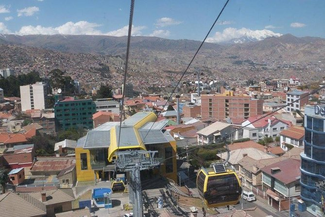 Cable Car Tour of La Paz