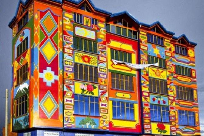 Mansões de El Alto e Aimará