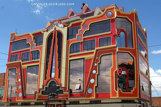 Andean Mansion - Cholet