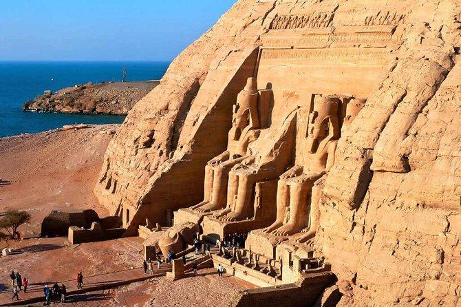 Luxor Aswan and Abu Simbel Three days tour from Hurghada