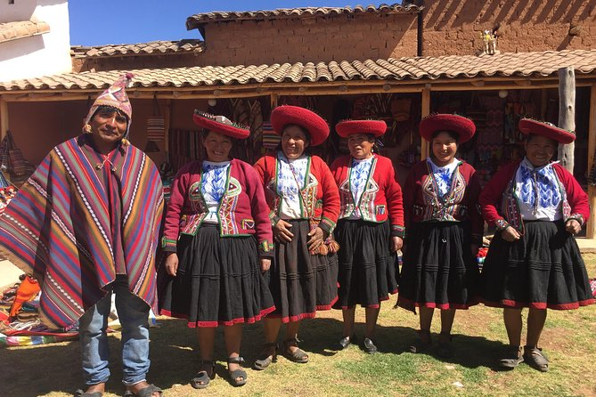 Maras Moray Private Tour and Kantu Weaving Center from Cusco