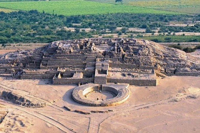 All Inclusive Private Excursion to Caral from Lima