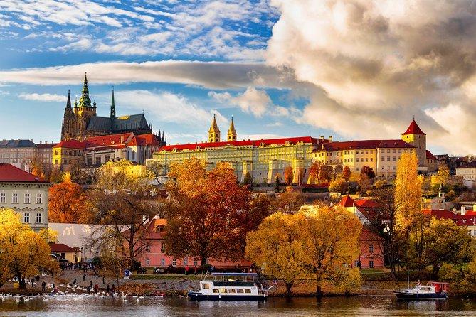 Visita a pie por la mañana de dos horas al Castillo de Praga