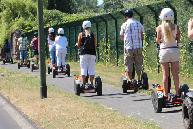2 Hour Segway Tour in Dusseldorf