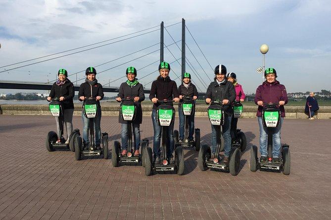 Düsseldorf Segway Tour: Rhine River Experience