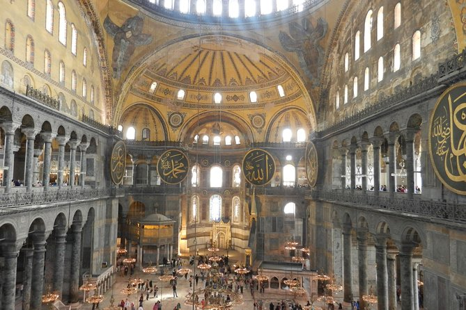 Private Istanbul Tour From Your Hotel or Cruise Port photo 1