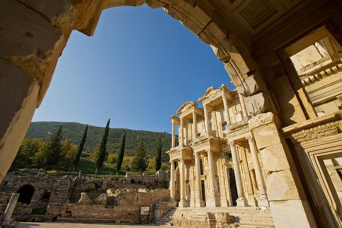 Ephesus Small Group Tour vanuit Kusadasi