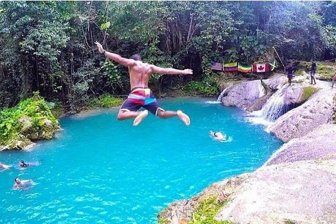 Blue Hole Tour from Montego Bay