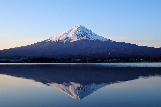 Multi-Day Bus Tour from Tokyo to Mt. Fuji, Hida Takayama (Economy Hotel)