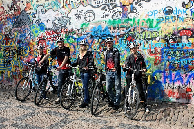 Prague Bike Highlight Tour with Small Group or Private Option
